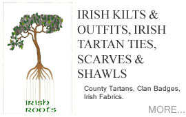 Irish Tartan Roots