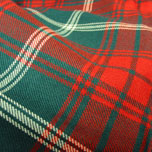 Fabric, Tartan, Wool, Mediumweight Clan & District Twill 360-3