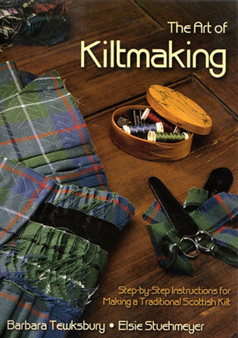 Book: The Art of Kiltmaking