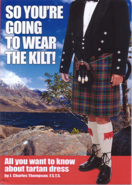 Book: So Youre Going To Wear The Kilt