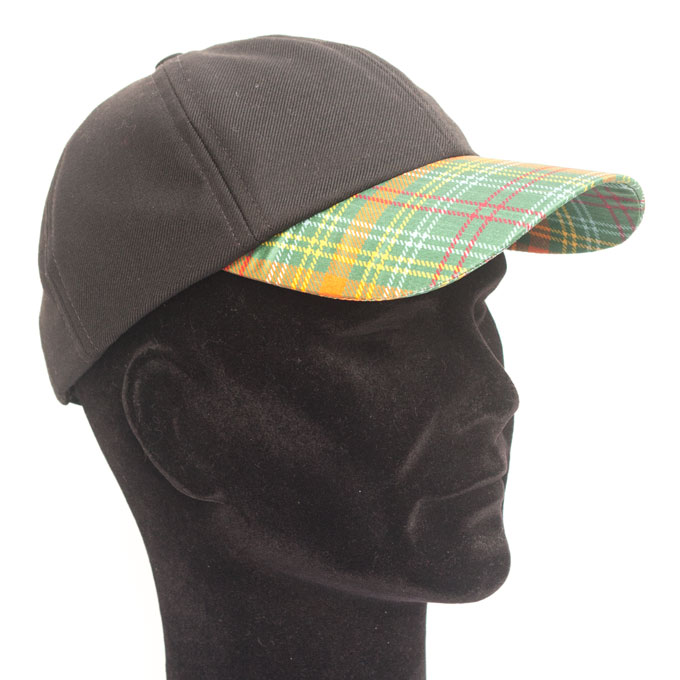 Cap, Hat, Baseball Cap in ANY Tartan