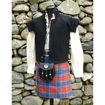 Highland Outfit, Jacobean