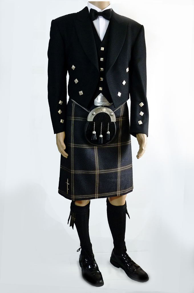 Highland Outfit, Prince Charlie