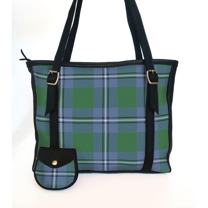 60be728373d5 Handbag, Purse. Arran Shoulder Bag, Irwin/Irvine/Irving Tartan