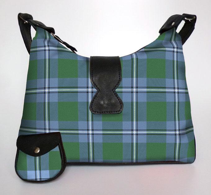 b1134d92f65a Handbag, Purse, Islay Shoulder Bag, Irwin/Irvine/Irving Tartan