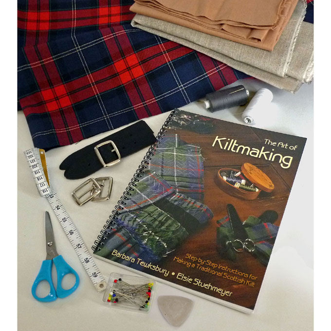 Kiltmaking Kit