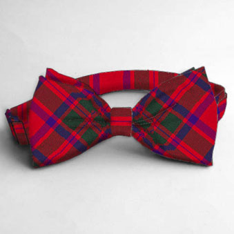 Bow Tie, MacIntosh, MacKintosh Lightweight Wool (Ready Tied)