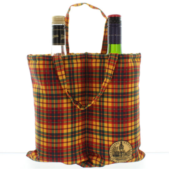 Wine Carrier, in ANY Tartan
