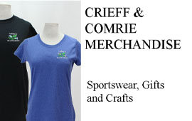 Local Merchandise Sportswear, Housewares, Crafts.