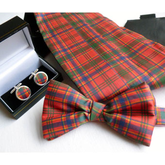 Custom Made in ANY tartan