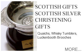 Scottish Gifts, Scottish Silver, Christening Gifts Scottish Silver, Quaiches, Silver Beakers, Collectibles, Heirloom Gifts, Luckenbooths